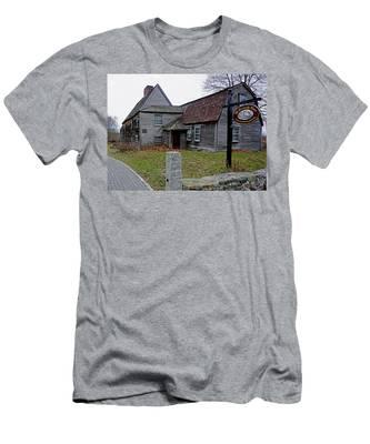 The Fairbanks House Men's T-Shirt (Athletic Fit)