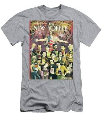 New Yorker June 27th, 1994 Men's T-Shirt (Athletic Fit)