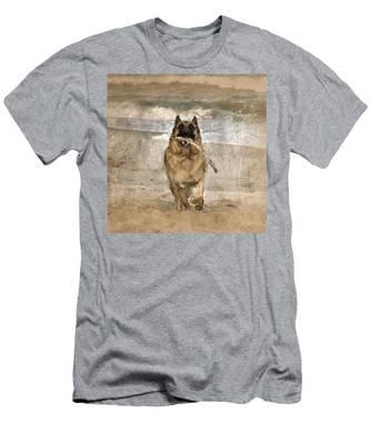 The Retrieve Men's T-Shirt (Athletic Fit)