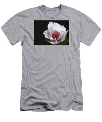 Tree Paeony I Men's T-Shirt (Athletic Fit)