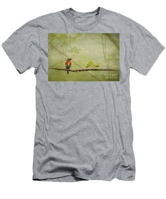 Until Spring Men's T-Shirt (Athletic Fit)