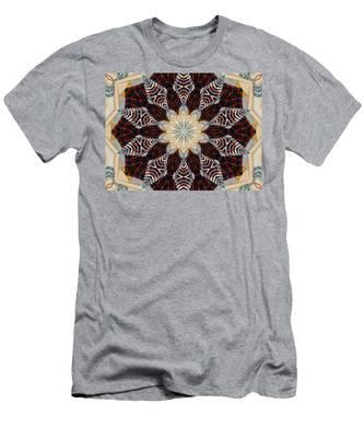 Woven Beauty Men's T-Shirt (Athletic Fit)