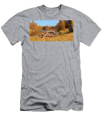 Better Times Men's T-Shirt (Athletic Fit)