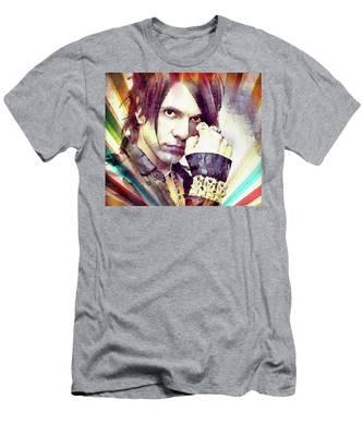 Criss Angel Men's T-Shirt (Athletic Fit)