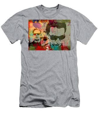 Depeche Mode Men's T-Shirt (Athletic Fit)