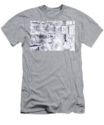 Men's T-Shirt (Athletic Fit) featuring the photograph Diamond Shine II by Anne Leven