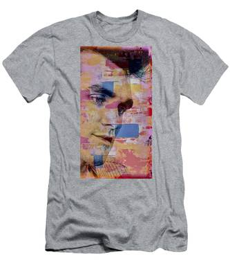 Morrissey Around Town Men's T-Shirt (Athletic Fit)