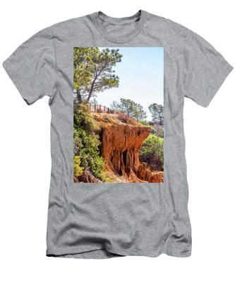 San Diego Landscape Men's T-Shirt (Athletic Fit)