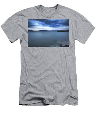 Still Waters- Men's T-Shirt (Athletic Fit)