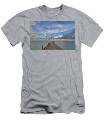 The Long Walk Men's T-Shirt (Athletic Fit)