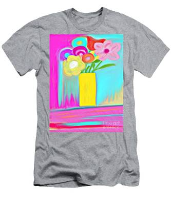 Vase Of Life Men's T-Shirt (Athletic Fit)