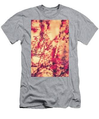 Vintage Autumn I Men's T-Shirt (Athletic Fit) by Anne Leven