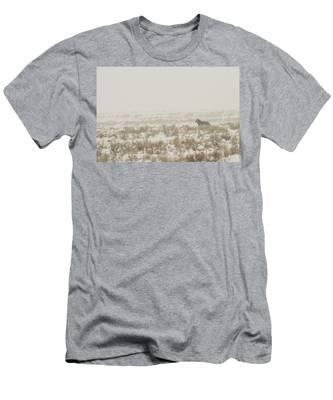 W34 Men's T-Shirt (Athletic Fit)