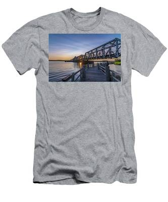 Summer Sun Life/'s Better on the Boat Old Saybrook Mens Long Sleeve T Shirt