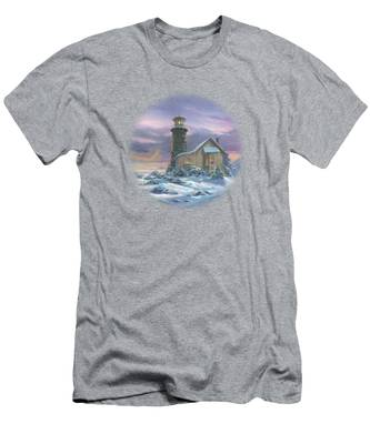 New England Winter T-Shirts