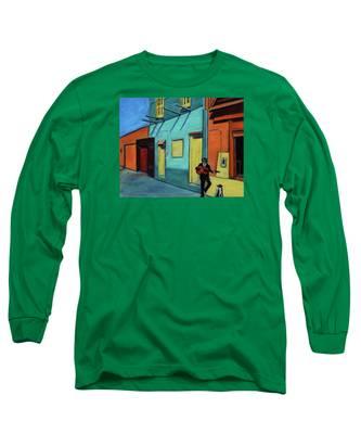 La Boca Morning II Long Sleeve T-Shirt
