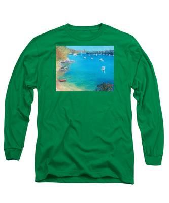 Middle Harbour Sydney Long Sleeve T-Shirt