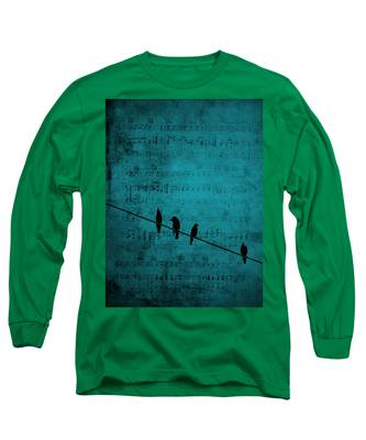 Music Soothes The Soul Long Sleeve T-Shirt