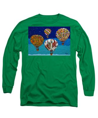 Up Up And Away Long Sleeve T-Shirt