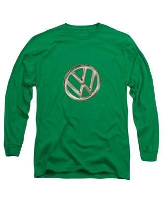 Vehicle Long Sleeve T-Shirts