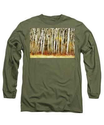 The Birches Long Sleeve T-Shirt