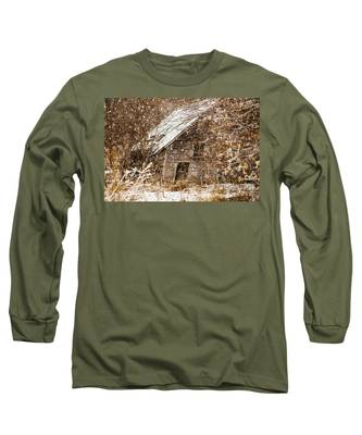 A Winter Shed Long Sleeve T-Shirt