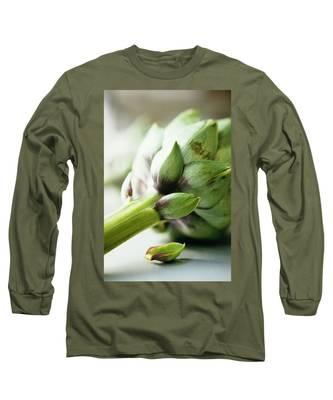 An Artichoke Long Sleeve T-Shirt