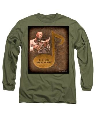 Bb King Note Long Sleeve T-Shirt