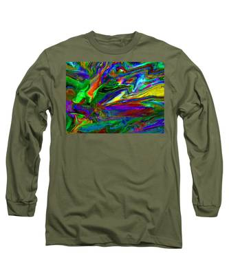 Galactic Storm Long Sleeve T-Shirt