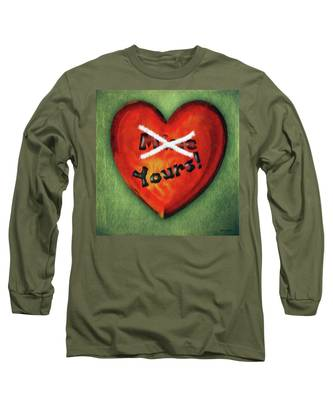 I Gave You My Heart Long Sleeve T-Shirt