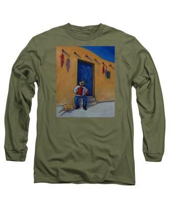 Mexico Impression II Long Sleeve T-Shirt