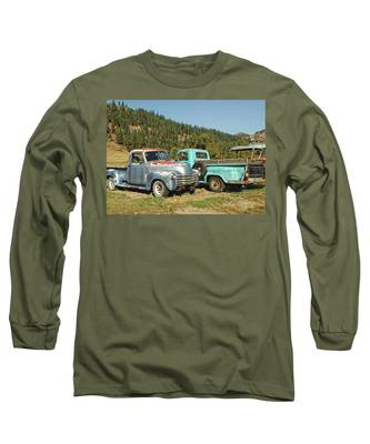 Old Timers Long Sleeve T-Shirt