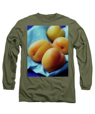 Plumcots Long Sleeve T-Shirt