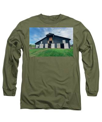 Quilted Barn Long Sleeve T-Shirt