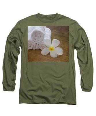 Relax At The Spa Long Sleeve T-Shirt