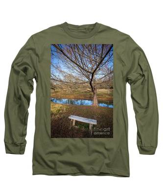 Sit And Dream Long Sleeve T-Shirt