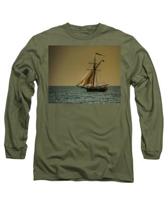 Sunset Voyage Long Sleeve T-Shirt