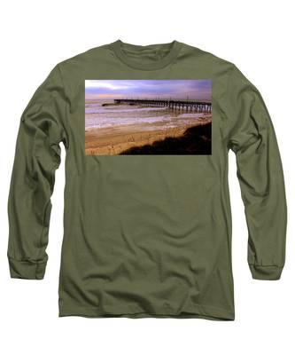 Surf City Pier Long Sleeve T-Shirt