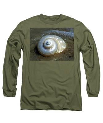 Whispering Tides Long Sleeve T-Shirt
