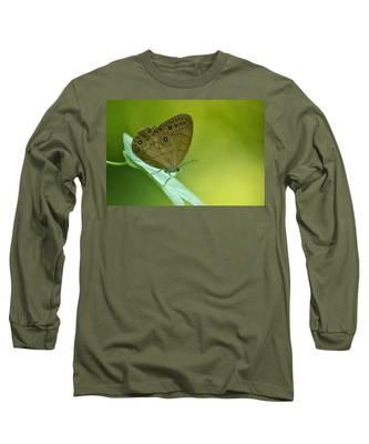 Appalachian Brown Long Sleeve T-Shirt