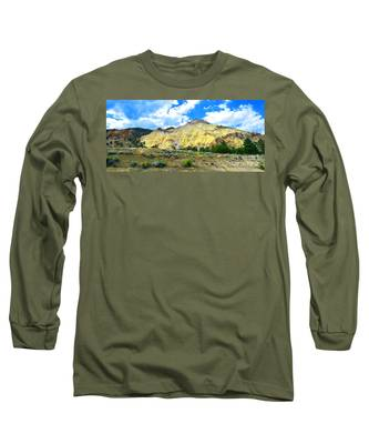 Big Rock Candy Mountain - Utah Long Sleeve T-Shirt