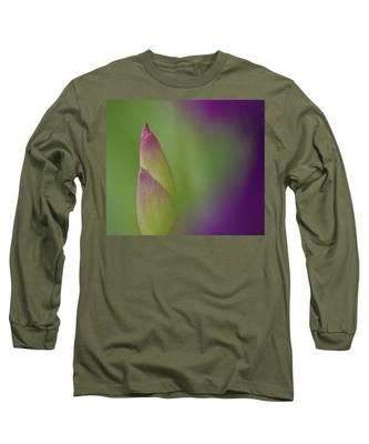Iris-istible 1 Long Sleeve T-Shirt