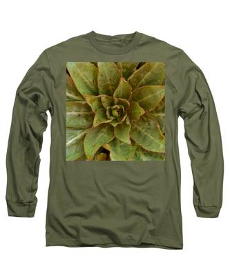 Leaf Star Long Sleeve T-Shirt