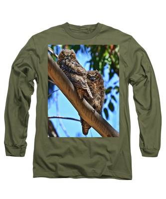 Lifes A Hoot Long Sleeve T-Shirt