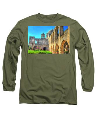 Mission Courtyard Long Sleeve T-Shirt