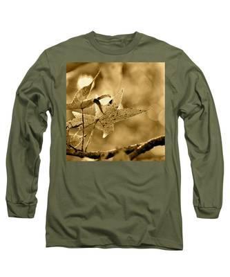 The Gum Leaf Long Sleeve T-Shirt