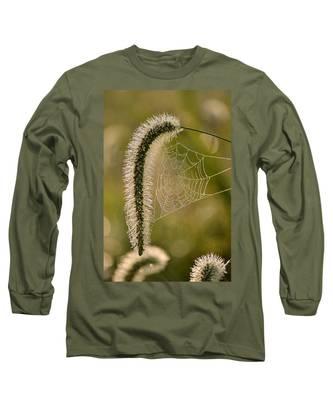 Webbed Tail Long Sleeve T-Shirt