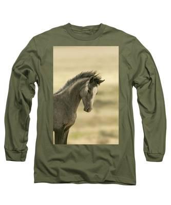 Proud Colt Long Sleeve T-Shirt