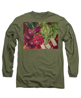 A Day In My Kitchen Long Sleeve T-Shirt