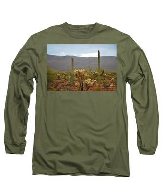 Arizona's Sonoran Desert  Long Sleeve T-Shirt